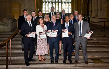 Deputy Vice Chancellor joins delegates to launch Annual Report